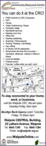 Walpole Community Resource Centre
