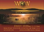 WOW Wilderness Ecocruises
