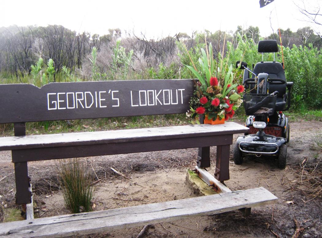 Geordie's Lookout