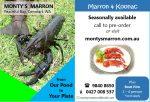 Monty's Marron