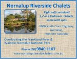 Nornalup Riverside Chalets