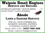 Walpole Small Engines / Abode garden service
