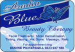 Aradia Blue Beauty Therapy