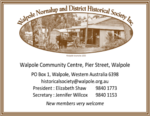 Walpole Nornalup and Districts Historical Society Inc.
