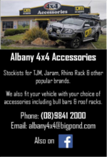 Albany 4×4 Accessories