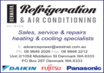 DENMARK REFRIGERATION & AIR CONDITIONING