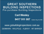 Great Southern Building Inspections