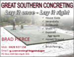 Great Southern Concreting