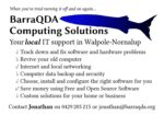 BarraQDA Computing Solutions