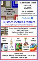 Denmark Picture Framing & Gifts
