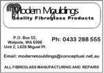 Modern Mouldings